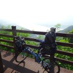 韓国縦断サイクリング道(大邱ー釜山)を走って見る旅2018夏3日目