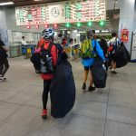 みんなで海外自転車旅行を実現しようin台湾2日目その1高雄ゆるポタと台鐵高雄から台東へ