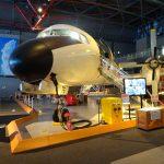 青森県立三沢航空科学館へ行ってきた