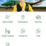 ネパール自転車旅行に備えてブッタエアーとイエティ航空のアプリを入れて見た