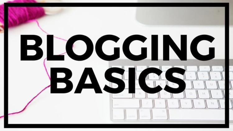 I migliori corsi di blogging per principianti Blogger Nozioni di base sui blog