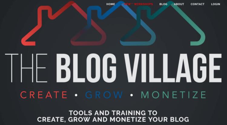 I migliori corsi di blogging per blogger principianti Blog Village