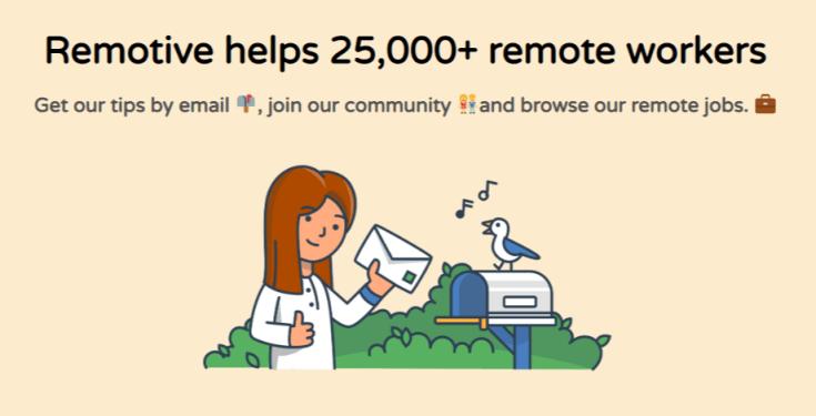 Remote Jobs Websites Remotive