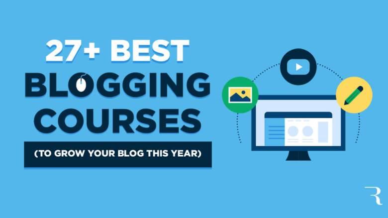 27 migliori corsi di blog per far crescere il tuo blog