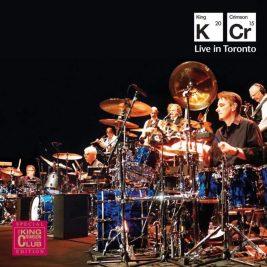 KingCrimson-LiveTorontto
