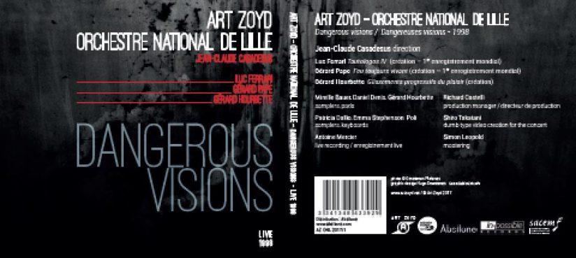 Visionner ART ZOYD peut s'avérer dangereux...