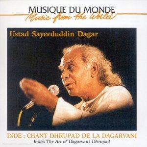 Ustad Sayeeduddin DAGAR – Inde : Chant dhrupad de la Dagarvani