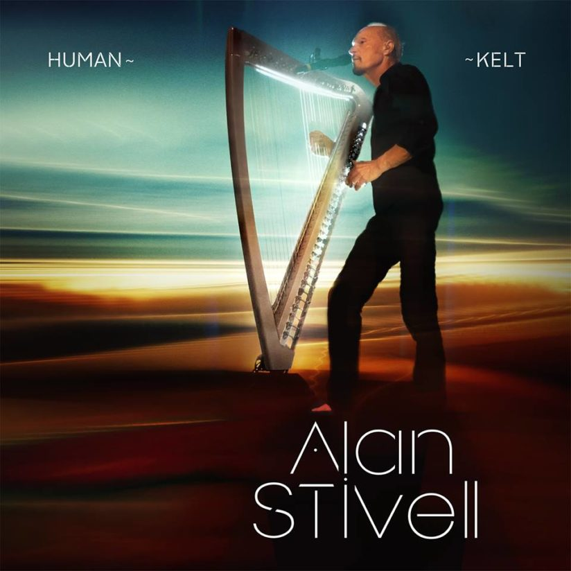 """Alan STIVELL va sortir un nouvel album à visage """"humain∼celte"""""""