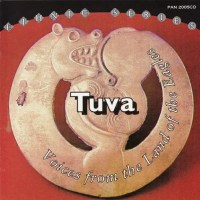 TUVA ENSEMBLE -  Voices from the Land of the Eagles -  Echoes from the Spirit World