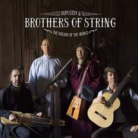 DUPLESSY & THE VIOLINS OF THE WORLD – Brothers of String