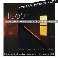 Souscription au CD Luour, en soutien aux migrants du Pays de Redon