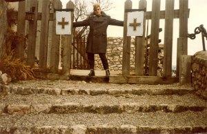 Ladzi Galai Irlande juin 1986