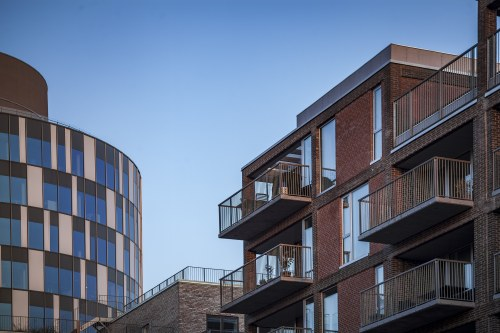 E-KL Arkitekter│Sandkaj [Architecture Photography Denmark]