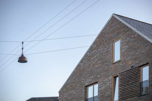 PLH│Boliger på Indiakaj [15 Architecture Photographies Denmark]