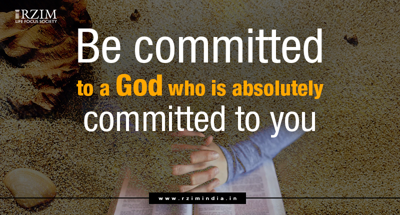 A Prayer to Commit