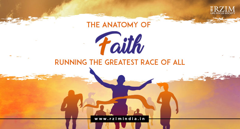 The Anatomy of Faith, Running the Greatest Race of All