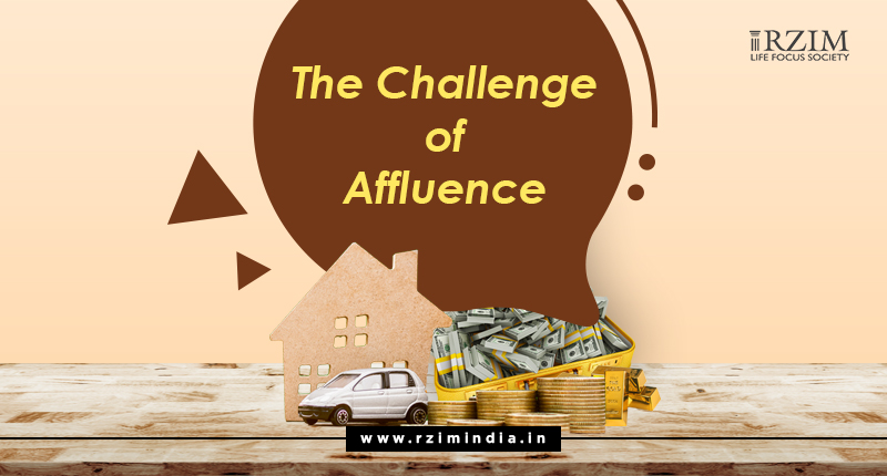 The Challenge of Affluence