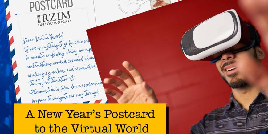 A New Year's Postcard to the Virtual World
