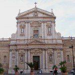 Rzym zabytki - kościół św. Zuzanny - fasada Maderny