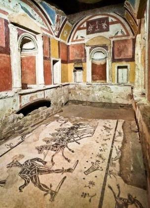 Podziemia Watykanu i grób św. Piotra 4