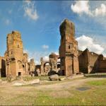 Via Appia Antica - spacerem lub na rowerze