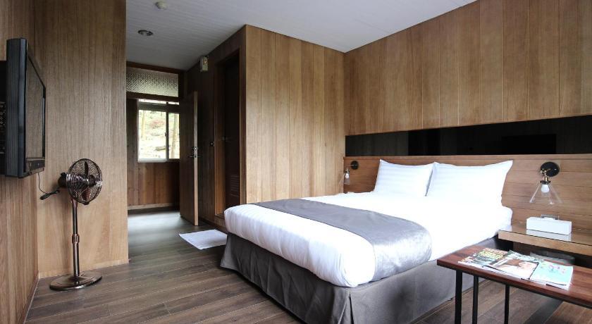 台中商務旅館-八仙山莊房間