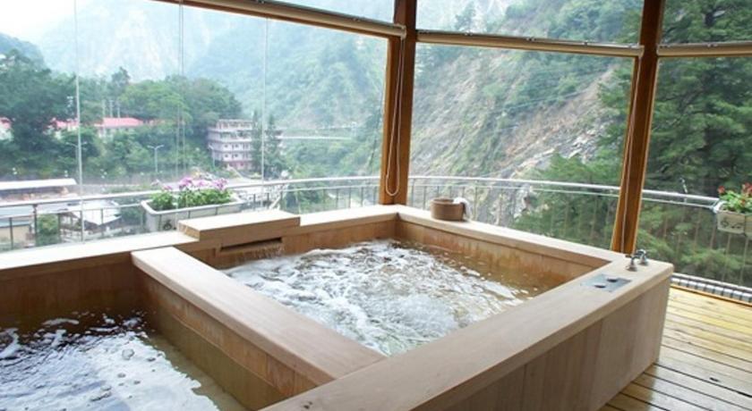 神木谷假期大飯店溫泉