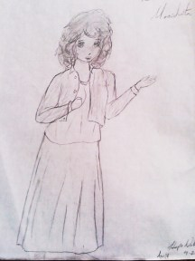This picture was draw by Hope Noble