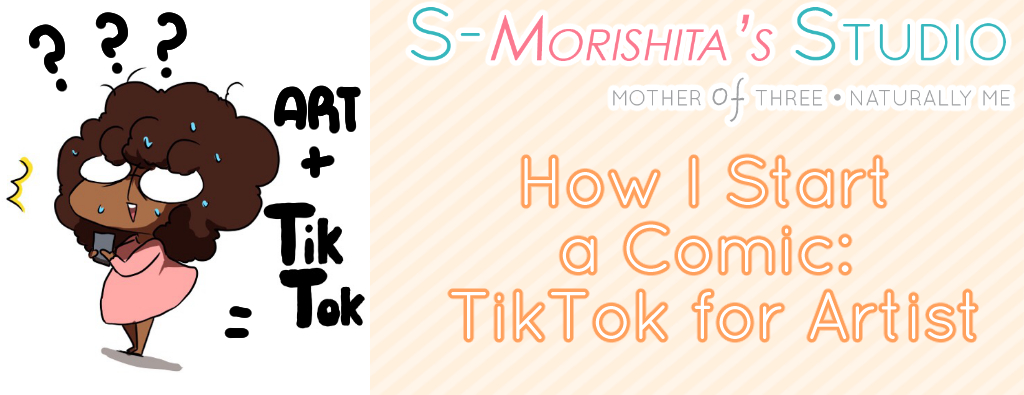 How to Start a Webtoon Comic: Promoting on TikTok
