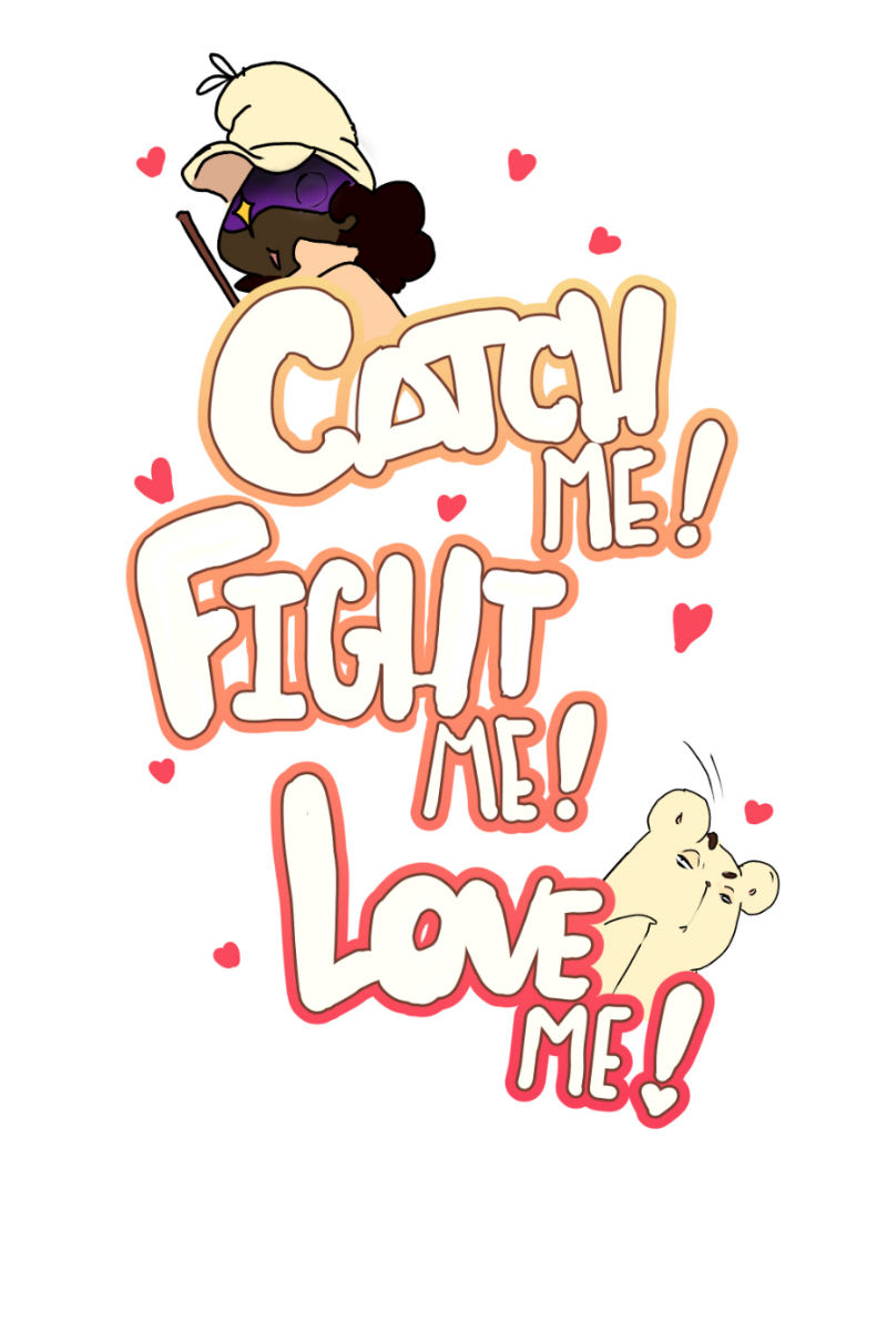 Catch Me! Fight Me! Love Me! Episode 2