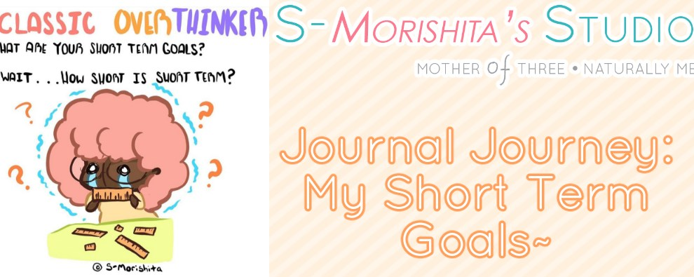 Journal Journey Day 1: What Are My Short-Term Goals