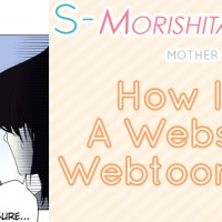 How I Host My Online Website for a Webtoon Comic
