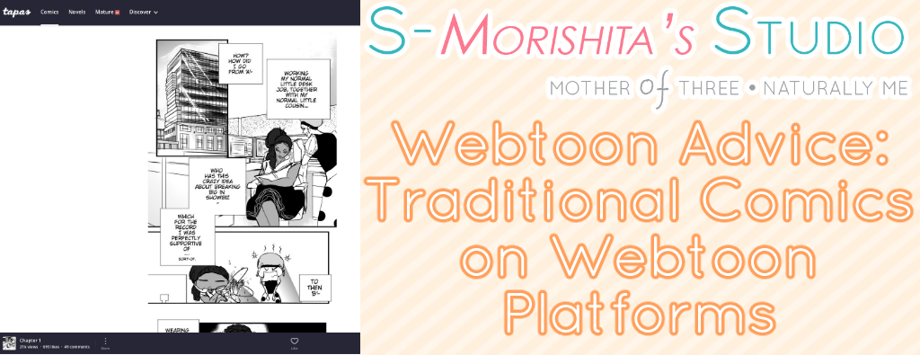 Can You Publish a Webtoon in Traditional Comic Format?