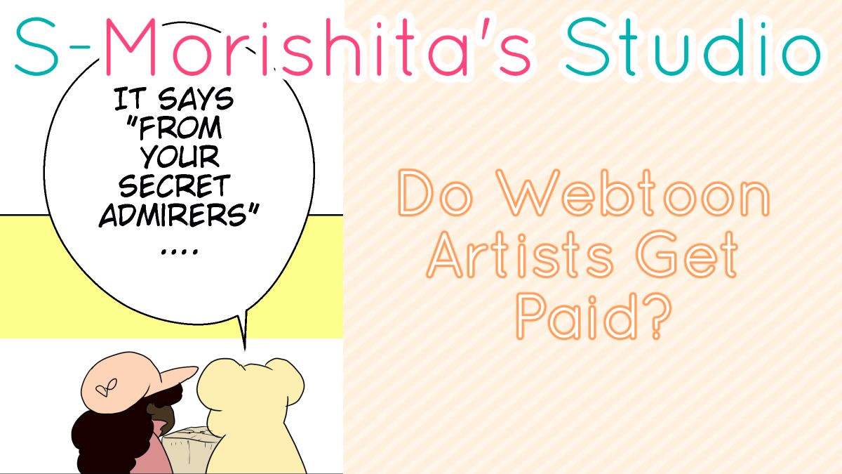 Do Webtoon Artists Get paid?