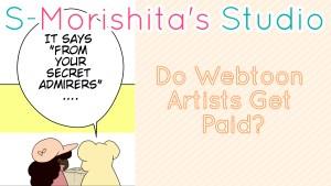 Do Webtoon Artists Get paid?