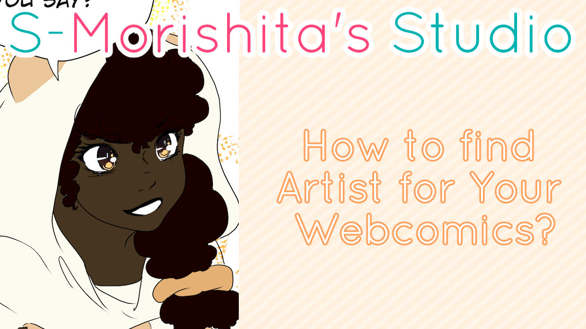How to find Artist for Your Webcomics?