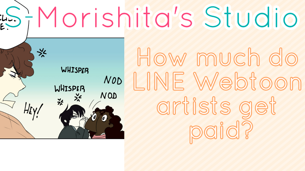 How much do LINE Webtoon artists get paid?