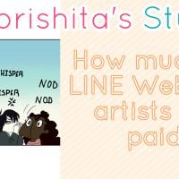 How much do LINE Webtoon artists get paid?