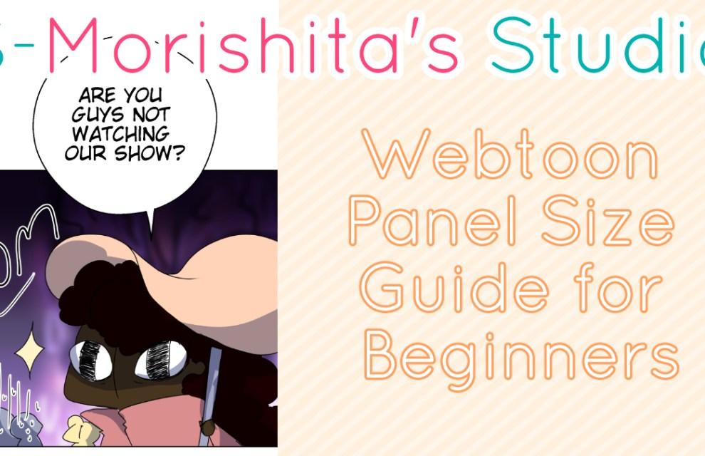 Webtoon Panel Size Guide for Beginners