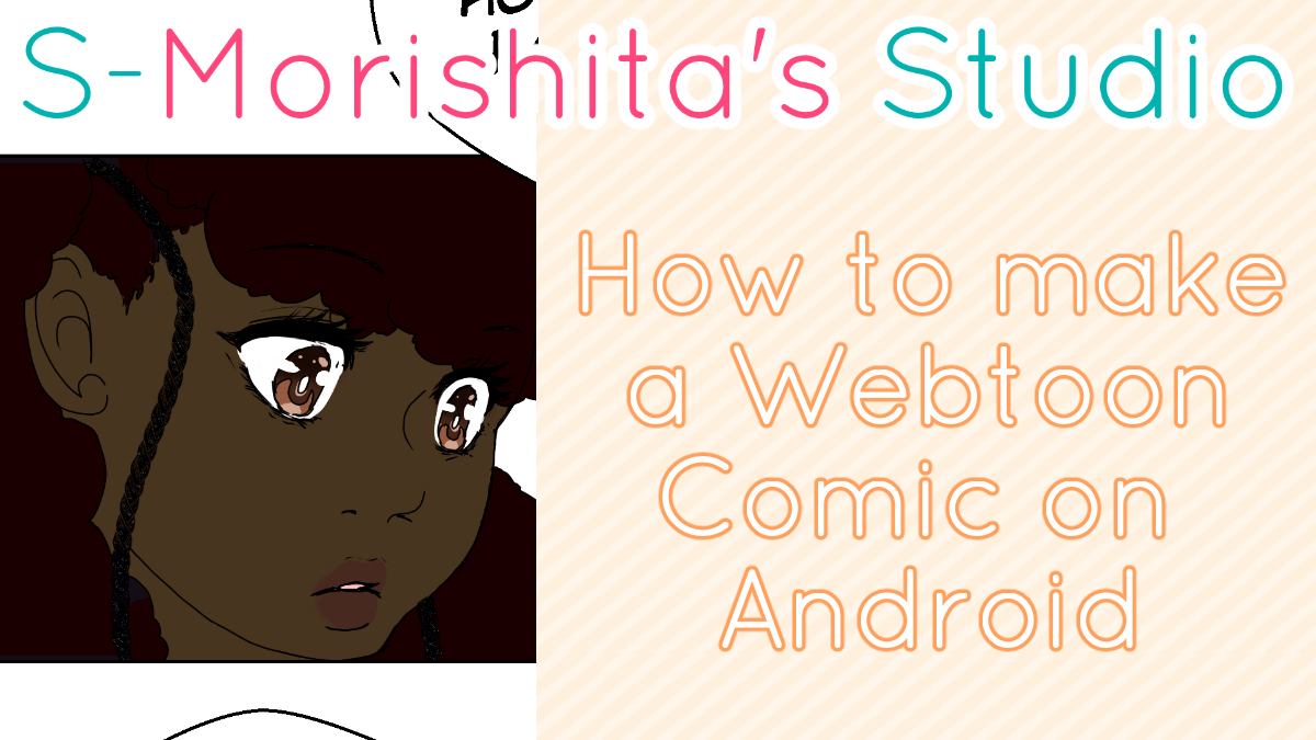 How to Make a Webtoon Comic on Android