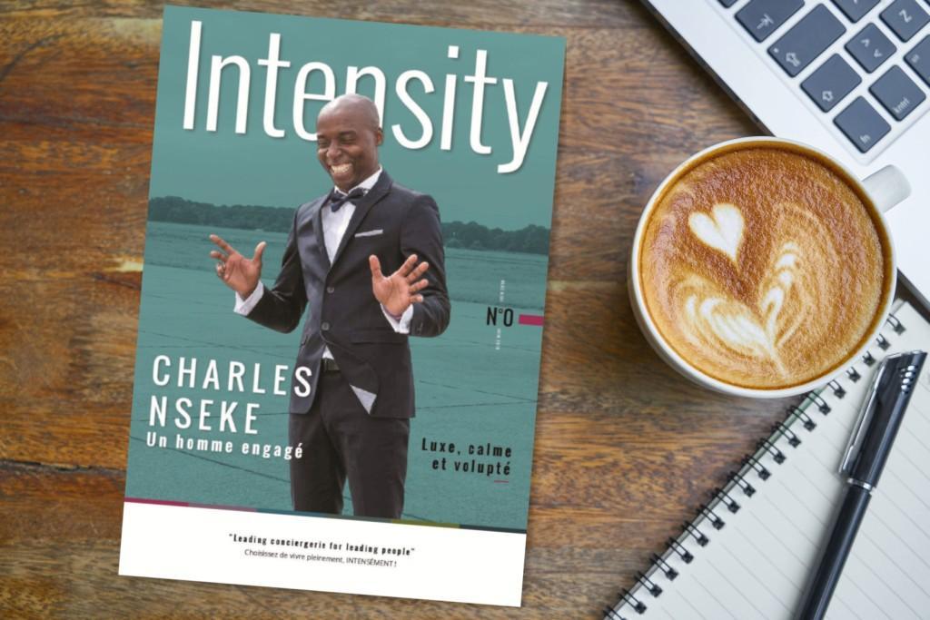Tracy Charles conciergerie - Magazine