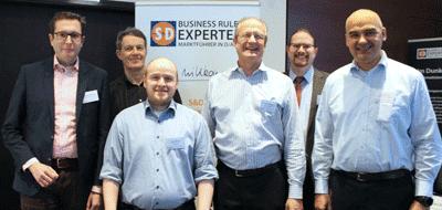 Referenten des 5. S&D ODM Architekten.Forums