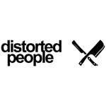 distored people - barbor and butcher-webseite