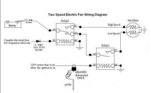 Efan wiring diagram  will this work?  S10 Forum