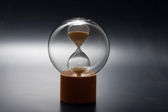 Hourglass for Holmegaard