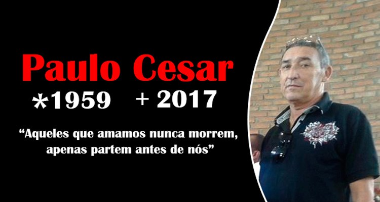 Morre o ex-locutor Paulo Cezar aos 58 anos em São Paulo