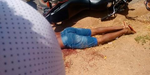 A vítima foi morta com um tiro no pescoço – Imagem Ilustrativa – Foto: Reprodução