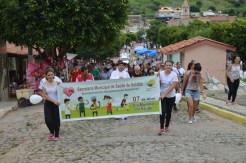 Caminhada da Saúde 2018 em Solidão