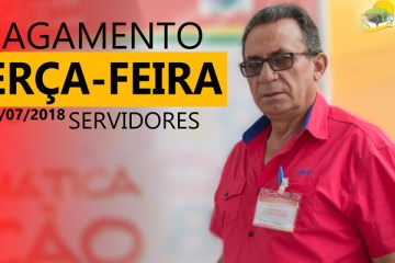 Prefeitura de Solidão paga folha de julho de 2018