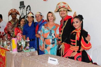Evento foi idealizado pela Colunista Social e Publicitária, Andréa Martins - Foto/Sara Rabelo